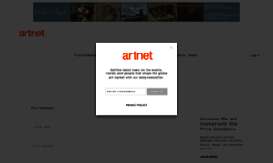 Artnet.com thumbnail