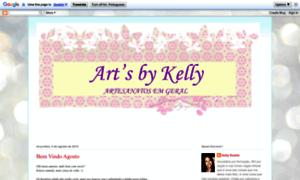 Artsbykelly.blogspot.com.br thumbnail