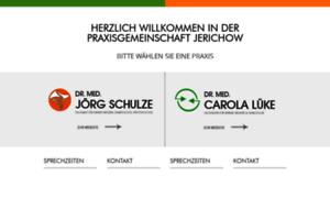Arzt-jerichow.de thumbnail