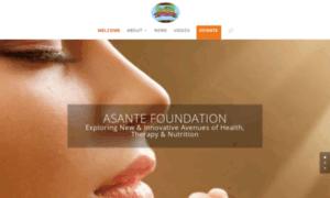 Asantefoundation.net thumbnail