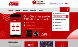 Ase.com.tr thumbnail
