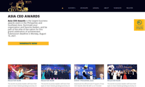 Asia-ceo-awards.org thumbnail