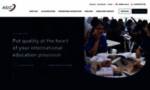 Asic.org.uk thumbnail