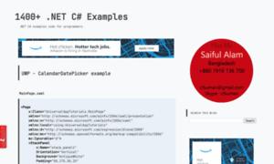 Asp-net-example.blogspot.in thumbnail