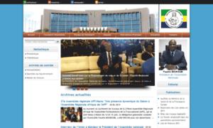Assemblee-nationale.ga thumbnail