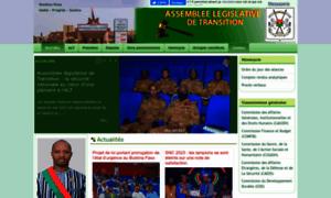 Assembleenationale.bf thumbnail