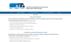 Assetfinancepolicy.co.uk thumbnail