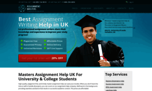 Assignmentmasters.co.uk thumbnail