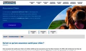 Assurance-pour-chien.net thumbnail