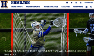 Athletics.hamilton.edu thumbnail