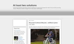 Atleast2solutions.blogspot.in thumbnail