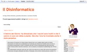 Attivissimo.blogspot.it thumbnail