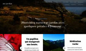 Au-jardin.fr thumbnail