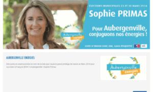 Aubergenville-energies.fr thumbnail
