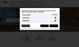 Audi.com.my thumbnail
