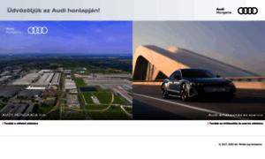 Audi.hu thumbnail