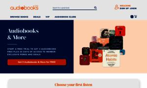 Audiobooks.co.uk thumbnail