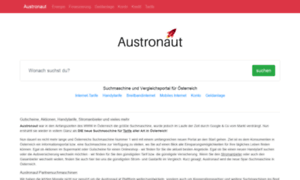 Austronaut.at thumbnail