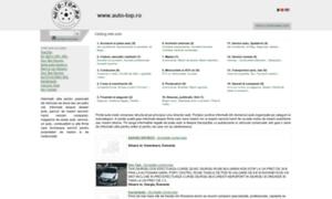 Auto-top.ro thumbnail