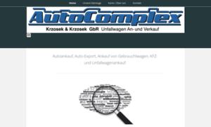 Autocomplex.de thumbnail