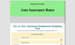 Autoinsurance.thebestcompanyfor.me thumbnail