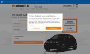 Autoscout24.autohaus24.de thumbnail