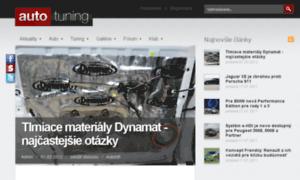 Autotuning.sk thumbnail
