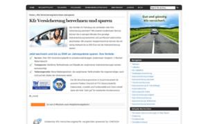 Autoversicherungberechnen.org thumbnail