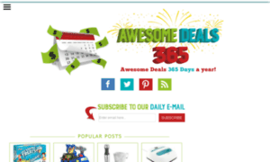 Awesomedeals365.net thumbnail