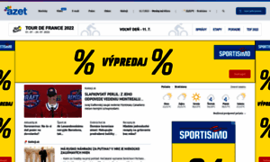 Azet.sk thumbnail