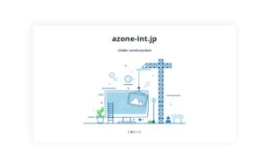 Azone-int.jp thumbnail
