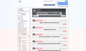 Aztu.csbaku.biz thumbnail