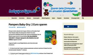 Babyspartipps.de thumbnail