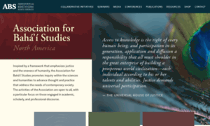 Bahai-studies.ca thumbnail