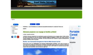 Bahiaitaparica.free.fr thumbnail