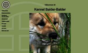 Balder-balder.se thumbnail