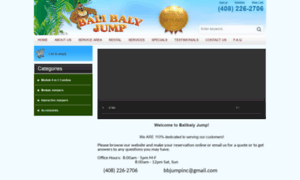 Balibalyjump.com thumbnail