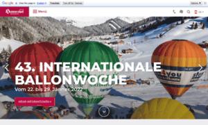 Ballonfahren-filzmoos.com thumbnail