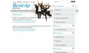 Banestopersonas.net thumbnail