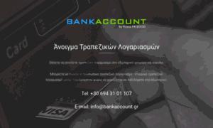 Bankaccount.gr thumbnail