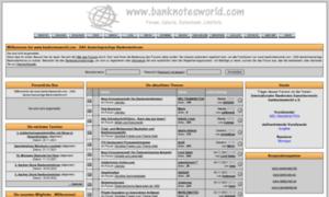 Banknotesworld.com thumbnail