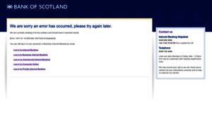 Bankofscotland.co.uk thumbnail