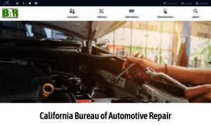 bureau of automotive repair state of california. Black Bedroom Furniture Sets. Home Design Ideas