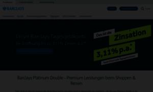 Barclaycard.de thumbnail
