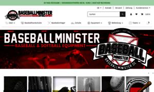 Baseballminister.sportkanzler.de thumbnail