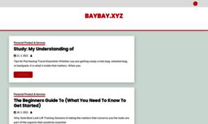 Baybay.xyz thumbnail