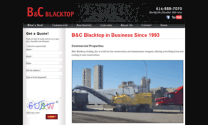 Bcblacktop.com thumbnail