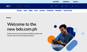 Bdo.com.ph thumbnail