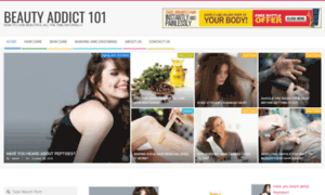 Beautyaddict101.com thumbnail