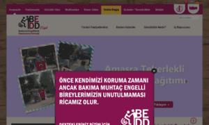 bedd.org.tr - Bedensel Engellilerle Dayanışma Derneği